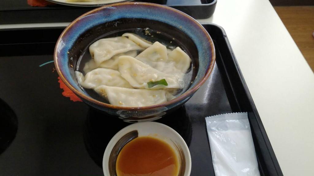 天津餃子 スープ餃子