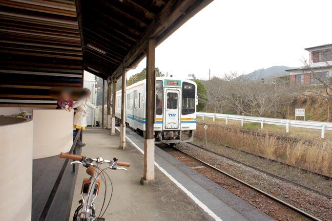 都田駅と天浜線