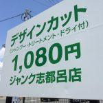 浜松 ジャンク 1080円カット