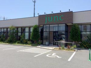 浜松 JUNC 美容室 外観