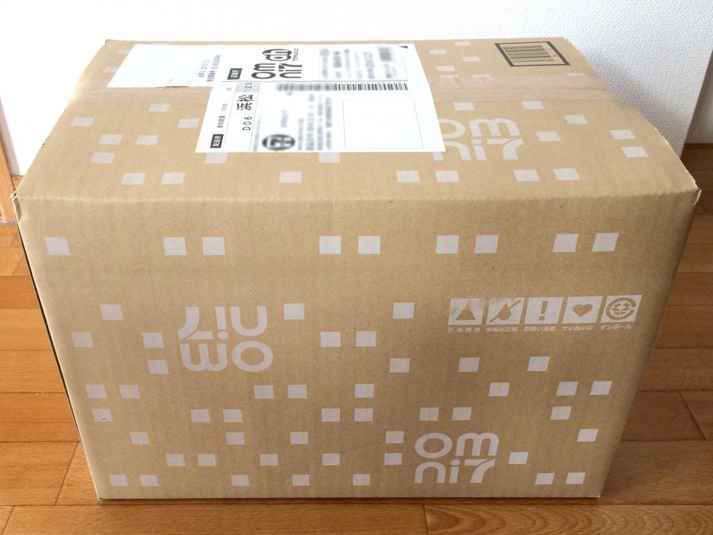 オムニ7の箱
