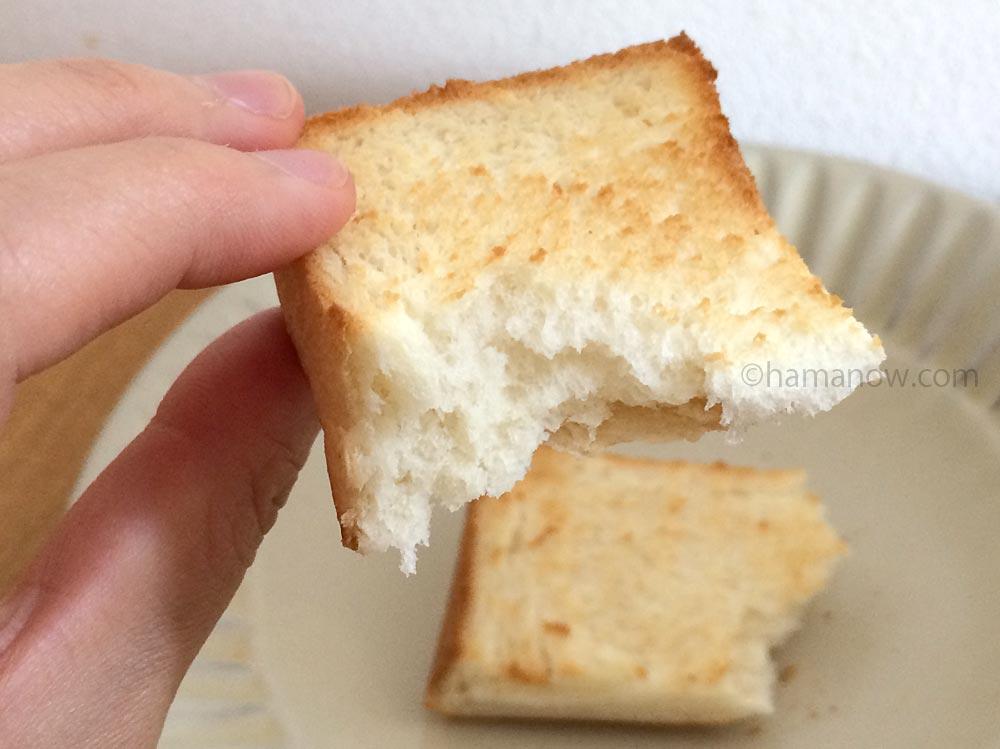トーストしてみた